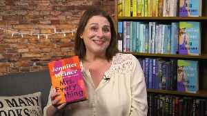 A Message for Your Book Club from #1 New York Times Bestselling Author Jennifer Weiner [Video]