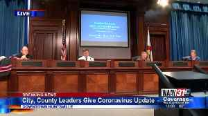 WATCH: Madison County health, government officials hold news conference on coronavirus outbreak [Video]