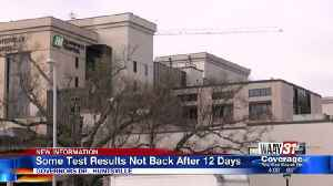 Outside lab causing delays in coronavirus testing for Huntsville Hospital system [Video]