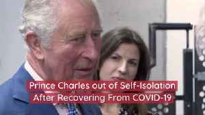 Prince Charles Is Recovering [Video]