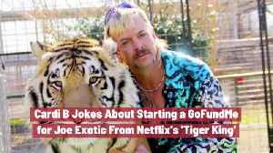 Cardi B And Joe Exotic [Video]