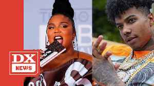 Lizzo Sends Blueface A Personalized Thirst Trap On Instagram [Video]