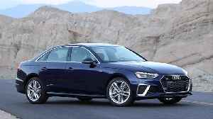 2020 Audi A4 Design Preview [Video]