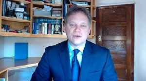Grant Shapps: Repatriation will be 'a bit messy' [Video]