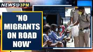 Centre tells SC: No migrants on roads now, all in shelters | Oneindia News [Video]