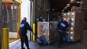 7-Eleven Responds to Coronavirus Pandemic by Donating 1 Million Masks to FEMA [Video]