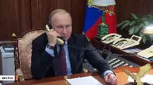 Report: Doctor Who Met Putin Tests Positive For Coronavirus [Video]