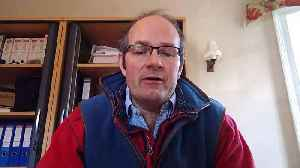 Farmer urges unemployed and students to 'pick for Britain' [Video]