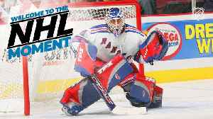 Welcome to the NHL Moment: Henrik Lundqvist [Video]