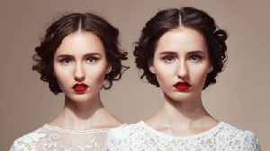 Mirror-Image Twins Have the Same Traits, But Opposite of Each Other [Video]