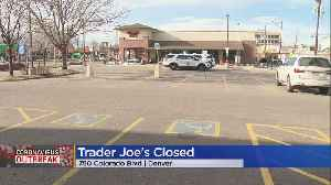 Colorado Trader Joe's Temporarily Closes Store After Worker Gets Coronavirus [Video]