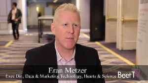 Hearts & Science's Metzer: Without the Cookie, Advertising Will Rely on First-Party Data [Video]