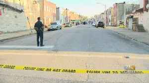 Suspect In Police-Involved Shooting In East Baltimore Dies [Video]