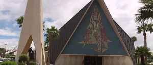 Las Vegas diocese cancels church events through April 30 [Video]