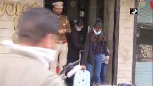 Coronavirus lockdown Indian-origins Malaysians get special flight to return back to their country [Video]
