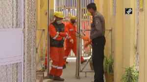 Extensive sanitisation drive held at Bharat Petroleum plant in Ghaziabad [Video]