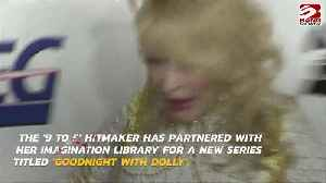 Dolly Parton to read kids bedtime stories [Video]
