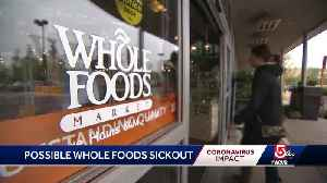 Whole Foods workers expected to stage sickout [Video]