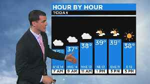 WBZ Morning Forecast For March 31 [Video]