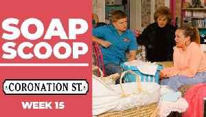 Coronation Street Soap Scoop! Gemma confides in Chesney [Video]