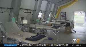 Coronavirus Update: Inside Central Park Field Hospital [Video]