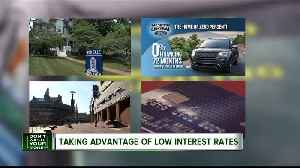 Don't Waste Your Money: Taking advantage of low interest rates [Video]