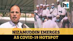 Nizamuddin update: 24 test virus positive, over 1,000 evacuated from area [Video]