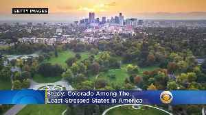 Study: Colorado Among Least-Stressed States [Video]