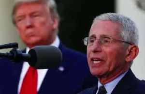 Fauci: U.S. ready if COVID-19 returns in fall