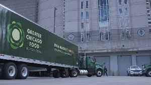 Greater Chicago Food Depository Storing Food At United Center Amid Coronavirus Outbreak [Video]
