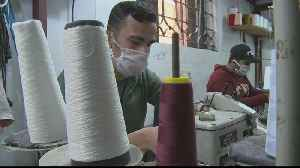 COVID-19: Gaza ramps up medical equipment production [Video]