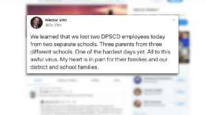 Two DPSCD employees pass away from COVID-19
