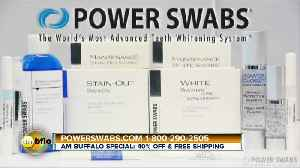 Power Swabs March 31 2020 [Video]
