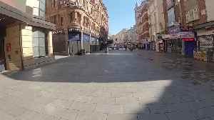 Journey through London's empty streets during coronavirus lockdown [Video]