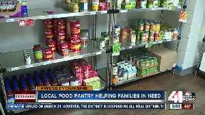 Local food pantry helping families in need [Video]