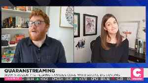 Max and Megan Face-Off Over 'Frozen II' for Kids Stuck at Home [Video]