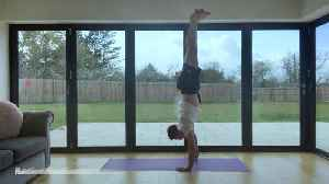 Max Whitlock's lockdown workout for gymnasts [Video]