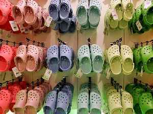 Crocs Provides Free Footwear to US Healthcare Workers [Video]