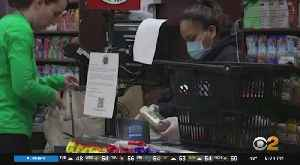 Coronavirus Update: Grocery Store Employees Worry About Safety, Health [Video]