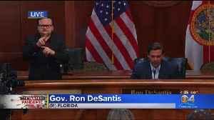 Special Report: Gov. Ron DeSantis Coronavirus Update 3-31-20 [Video]