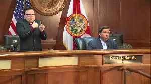Gov. Ron DeSantis provides update on coronavirus in Florida: March 31, 2020 [Video]