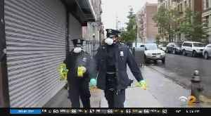 Coronavirus Update: NYPD Receives Masks, Gloves, More Supplies [Video]