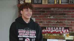 Peters Township Football Player Become Hot Commodity [Video]