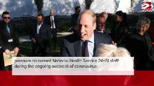 Prince William wants to return to the air ambulance service amid coronavirus pandemic