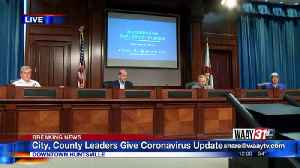 WATCH: Madison mayor, Huntsville area health professionals to discuss coronavirus response [Video]
