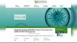 Local hospitals provide coronavirus testing information [Video]