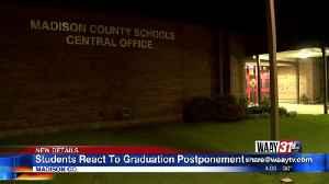 Madison County schools postpone graduation ceremonies due to coronavirus [Video]