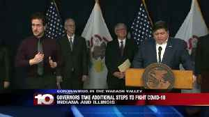 Illinois governor extends stay-at-home order to April 30 [Video]