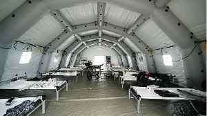 US Builds Makeshift Hospitals To Help Fight The Coronavirus Outbreak [Video]