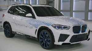 The BMW i Hydrogen NEXT and the second generation fuel cell powertrain at the BMW Group [Video]